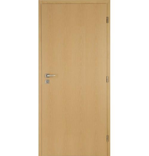 Masonite interiérové dveře Dveře plné kašír buk 60 cm